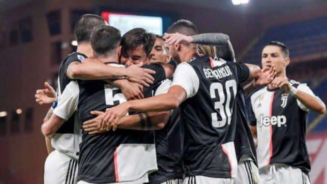Simalakama Taktik 'Sarri Ball' Juventus untuk Hadapi Lyon