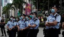 港民揚言十一再發起示威 港警多區戒備、出動水炮車