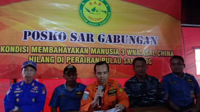Satu Jasad Penyelam Hilang di Pulau Sangiang Ditemukan di Lampung