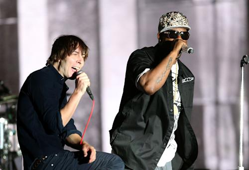 R. Kelly (Yes, R. Kelly) Joins Phoenix Onstage at Coachella