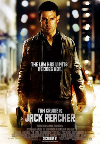 Exclusive 'Jack Reacher' trailer: Tom Cruise is 'not a hero'