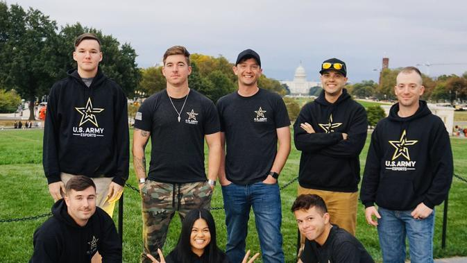 Calon Tentara AS Akan Diuji Kemampuan Bermain Gim Esports