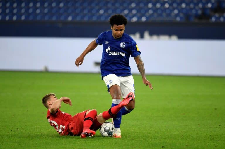 US midfielder McKennie swaps Schalke for Juventus