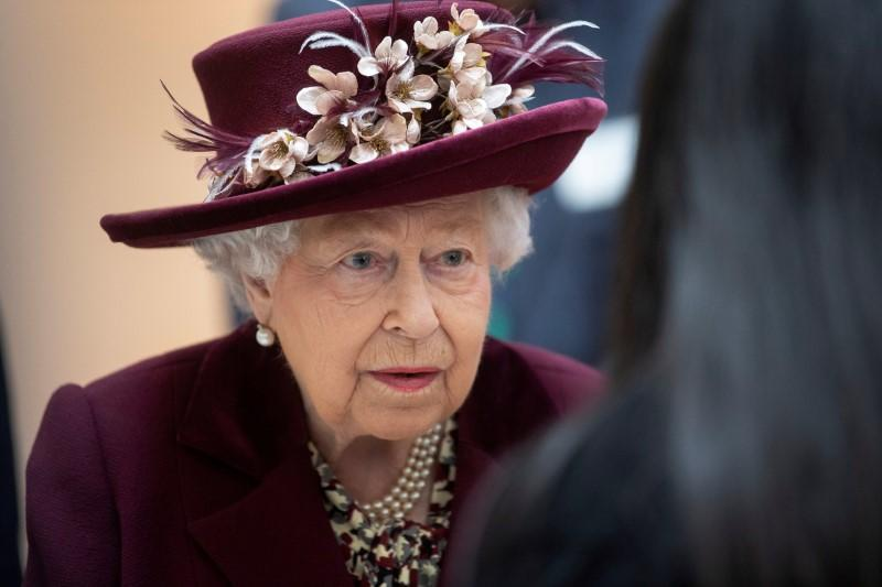 UK's Queen Elizabeth addresses message to nation over virus crisis