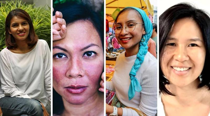 (L-R) Cheryl, Rozella, Amalina and Vivienne were selected to be a part of the Obama Foundation Leaders: Asia-Pacific Programme. — Pictures from Saw Siow Feng, Firdaus Latif, Vivienne Chew and Rozella Mahjhrin.