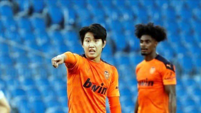 Pemain Muda Korea Selatan Ogah Bertahan di LaLiga