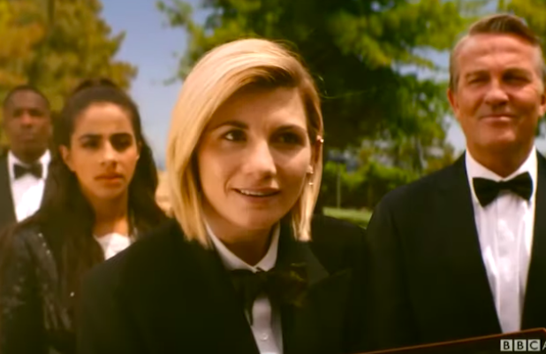 The Doctor Faces More Than One Old Enemy in First 'Doctor Who' Season 12 Teaser (Video)