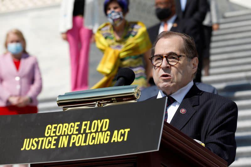 DPR AS sahkan reformasi kepolisian usulan Demokrat