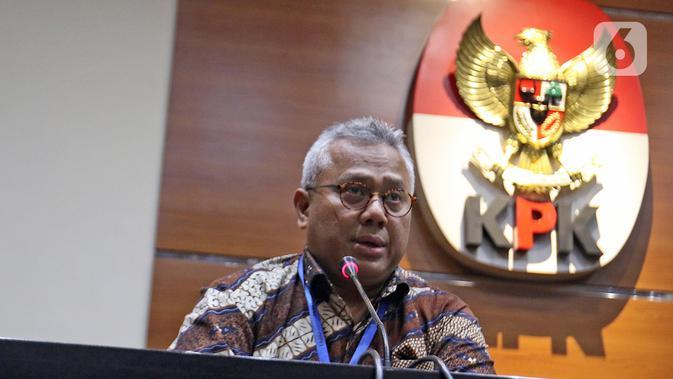 Ketua KPU: Wahyu Setiawan Tak Pernah Bilang Bakal Bertemu Pihak PDIP