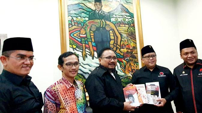 PDIP Bertemu GP Ansor, Ini yang Disepakati Dua Belah Pihak