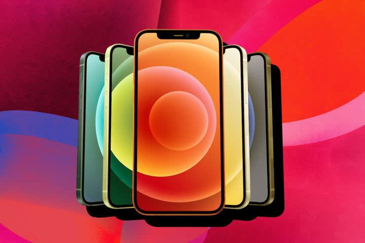 iPhone 12 composite