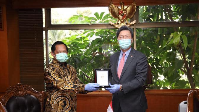 Dubes Korsel Sebut Kasus Corona di Indonesia Lebih Baik dari AS dan Rusia