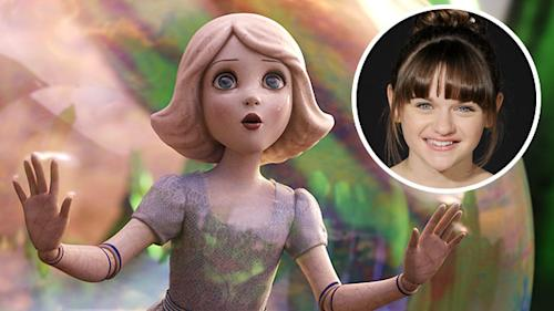 'Oz the Great and Powerful' Two Surprising Stars: China Girl and Monkey