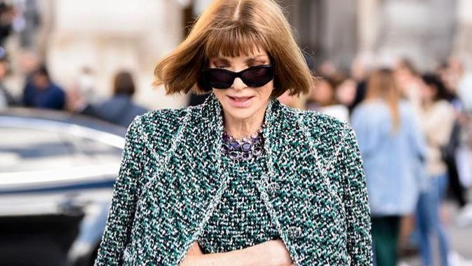 4 Seleb Hollywood Pelanggar Aturan Fashion Anna Wintour