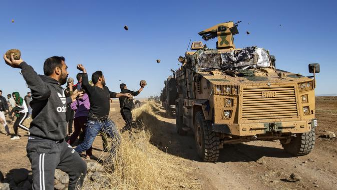 Perang Turki Vs Suriah di Ambang Mata