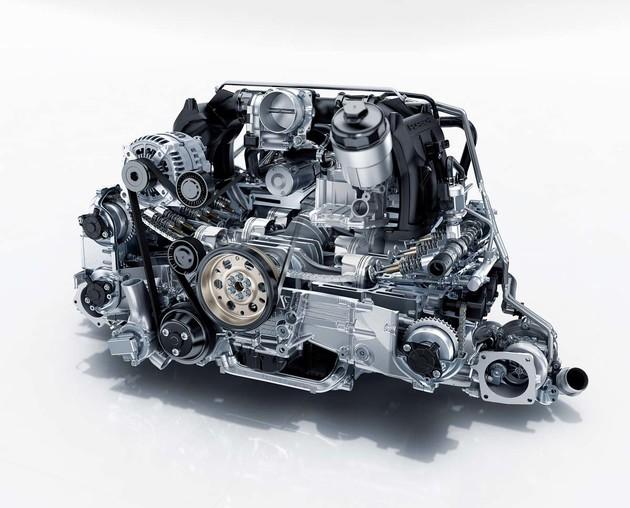 逐流脈動澎湃節能 Porsche 911