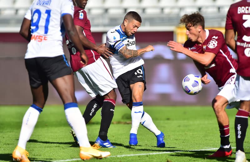 Atalanta kick off new season with 4-2 win at Torino