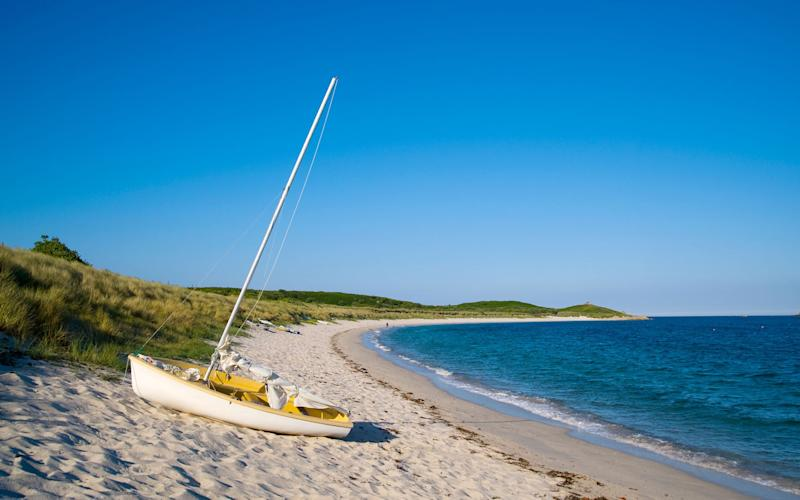 Scilly - istock