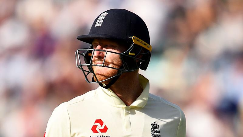The Aussies targeted sledging at Ben Stokes.