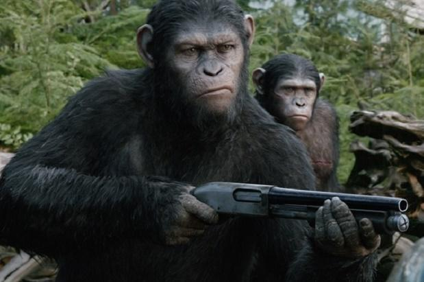 'Planet of the Apes' Goes Bananas at Box Office and Hollywood Exhales