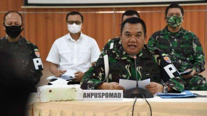 Jenderal Dodik: Mobil TNI yang Viral Dipakai Suherman Winata