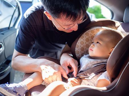 別讓孩子當安全氣囊 安全座椅省不得