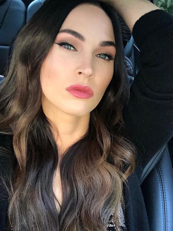 Megan Fox (Instagram/ meganfox)