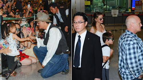Depp Makes It a Family Affair with Amber Heard