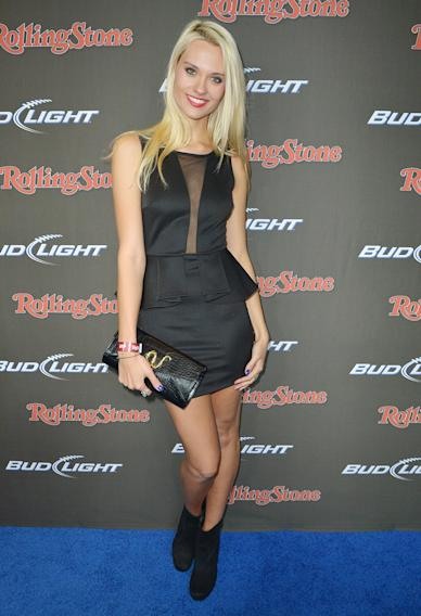 Laura James, Bud Light Hotel Brings Good Times To NOLA For Super Bowl XLVII - Rolling Stone LIVE Party