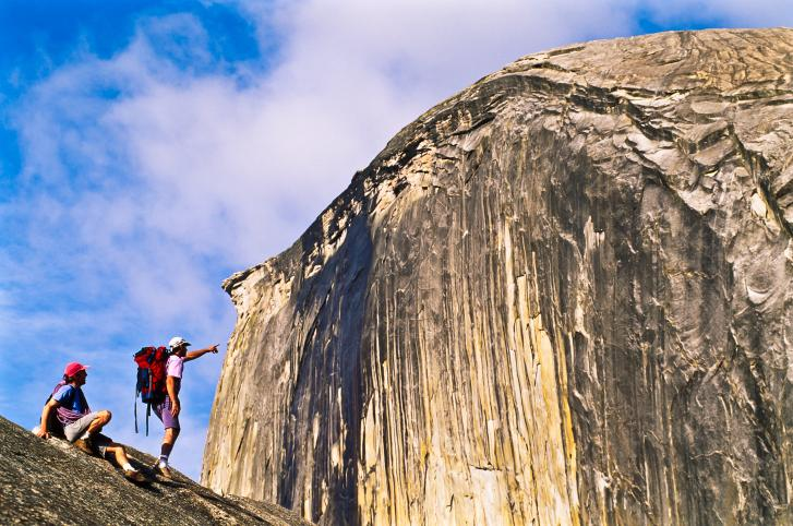 Yosemite Half Dome permits to be permanently limited
