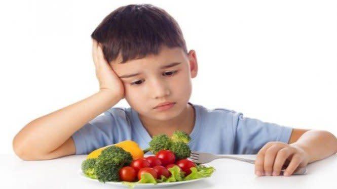 Anak Susah Makan Bisa Jadi Tanda Sariawan, Jangan Abaikan