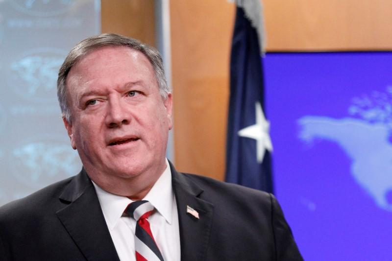 U.S. Secretary of State Pompeo to meet Taliban in Doha - State Department