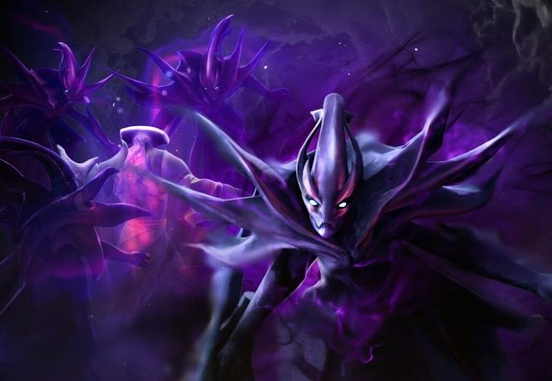 Spectre menangi Arcana Vote di Battle Pass TI10