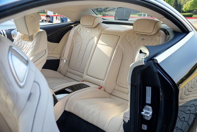 全新Mercedes-Benz S-Class Coupe璀璨登台!Randy Kerber領銜獻演《La La Land》