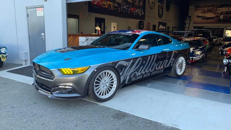 Rare True Hillbank Built 2015 Mustang Has Only 58K Miles