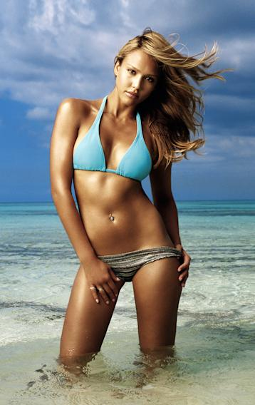 Jessica Alba, Into the Blue