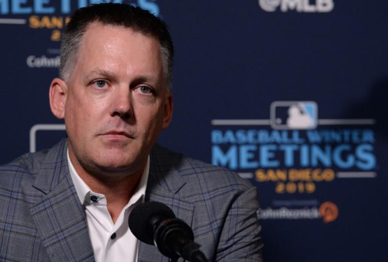 Astros fire manager, GM over sign-stealing scandal