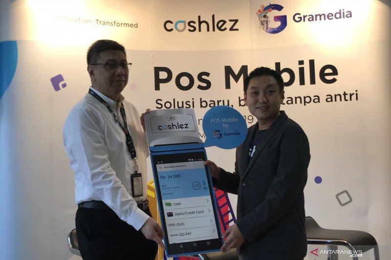 Gramedia gandeng Cashlez hadirkan layanan bayar tanpa antre