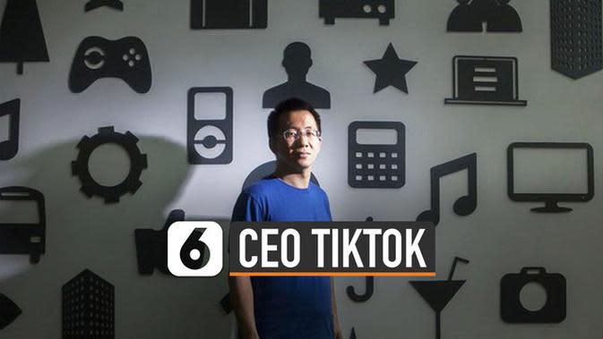 VIDEO: Sosok CEO TikTok Masuk Daftar Orang Kaya Forbes