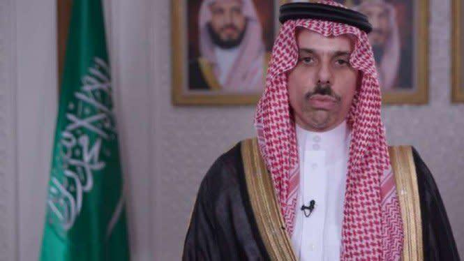 Pangeran Faisal Tolak Berdamai dengan Israel
