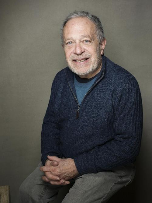 "This Jan. 21, 2013 photo shows economist and former Secretary of Labor Robert Reich from the film ""Inequality For All"" during the 2013 Sundance Film Festival at the Fender Music Lodge in Park City, Utah. (Photo by Victoria Will/Invision/AP)"