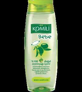 Komili橄欖油嬰兒洗髮露200毫升