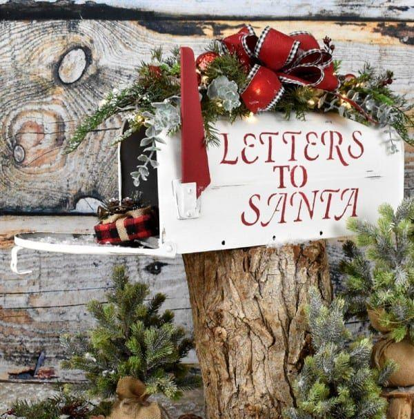 """<p>All kids—young, or just young at heart—will get a kick out of sending their letters to the North Pole with this beautiful decorative mailbox.</p><p><strong>Get the tutorial at <a href=""""https://www.teediddlydee.com/diy-rustic-christmas-santa-mailbox/"""" target=""""_blank"""">TeeDiddlyDee</a>.</strong></p><p><a class=""""body-btn-link"""" href=""""https://www.amazon.com/fairy-lights/s?k=fairy+lights&tag=syn-yahoo-20&ascsubtag=%5Bartid%7C10050.g.33605249%5Bsrc%7Cyahoo-us"""" target=""""_blank"""">SHOP FAIRY LIGHTS</a><br></p>"""