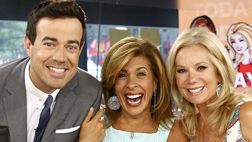 Carson Daly Joins NBC 'Today' Show
