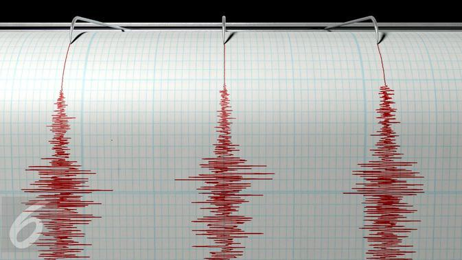 Gempa berkekuatan 5,2 SR guncang Malang, Jawa Timur pada Rabu, 8 Agustus 2018. (Ilustrasi: iStockphoto)