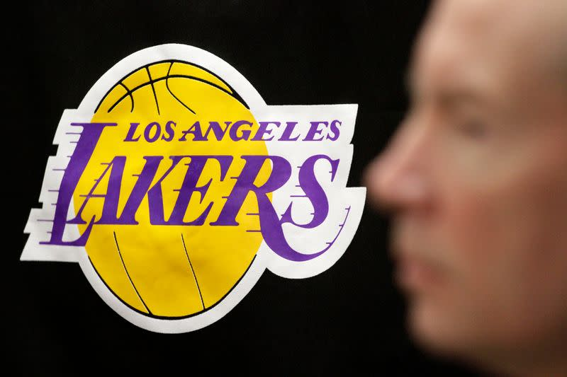 Lakers owner calls for unity against racism on Juneteenth