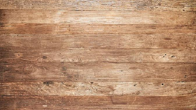 Ilustrasi lantai kayu. (iStock)