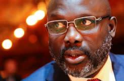 Warga Liberia rayakan dua tahun George Weah menjabat dengan keluh kesah