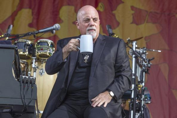Billy Joel Felt Railroaded by Oprah, Says Elton's 'Like a Mom'