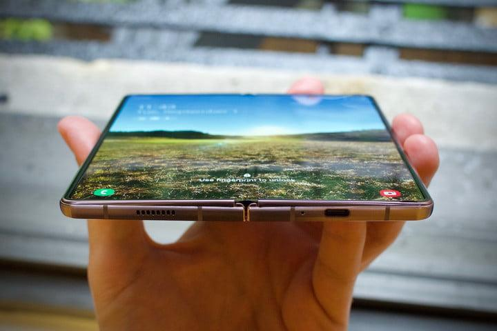 samsung galaxy z fold 2 first hands on features price photos release date unfolded base